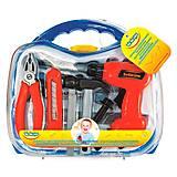 Набор инструментов в чемоданчике BeBeLino, 58042, детские игрушки