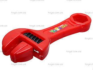 Набор игрушечных инструментов «Мастер», 638-4B, фото