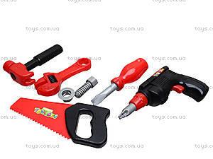 Набор игрушечных инструментов «Мастер», 638-4B, отзывы