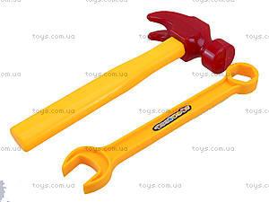 Игровой набор инструментов, для детей, 0718-C, детские игрушки