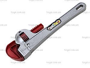 Набор игрушечных инструментов «Маленький мастер», 0717-B, фото