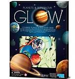 Набор юного астронома «Звезды и планеты», 00-05631, фото
