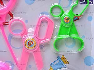 Набор «Юный доктор», 008-44, игрушки