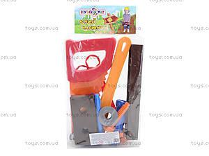 Игровой набор «Юный плотник», 17 деталей, 32-001, фото
