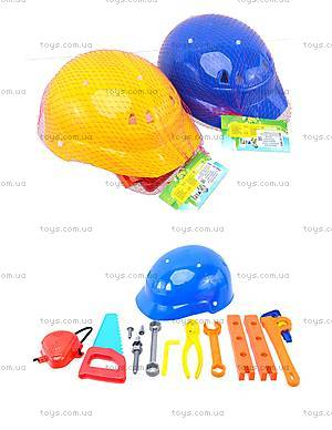 Набор детского инструмента «Юный плотник», 32-003