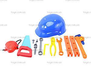 Набор детского инструмента «Юный плотник», 32-003, отзывы