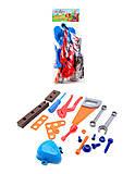 Игровой набор «Юный плотник», 32-002, фото