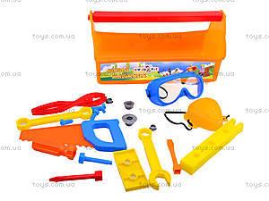 Набор для детей «Юный плотник», 32-005, детские игрушки