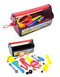 Набор «Юный плотник», в чемодане, 32-004, купить игрушку