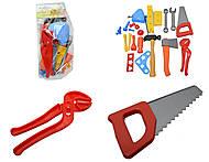 Детский игровой набор «Юный плотник», 32-002-2, фото