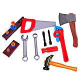 Набор «Юный плотник», с топором и молотком, 32-001-2, интернет магазин22 игрушки Украина
