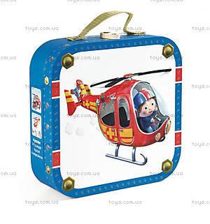 Набор пазлов «Твой вертолет», 4 штуки, J02870