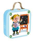 Набор пазлов «Учитель», 4 штуки, J02880, фото