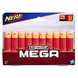Набор запасных патронов NERF Mega, 10 штук, A4368, фото