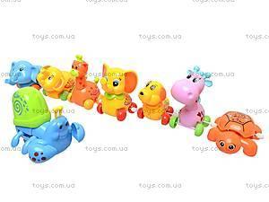 Набор заводных животных, 818, детские игрушки