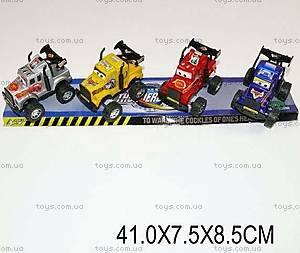 Набор заводных машинок, 3388-2/3399-2