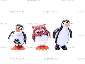 Набор заводных птиц, 526-012, игрушки