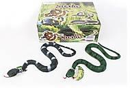 Детская игрушка Рептилия змея, S1, фото