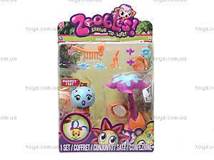 Игровой набор Zoobles Audrey «Парикмахерская», 13213-20043675(M06)-ZB, купить