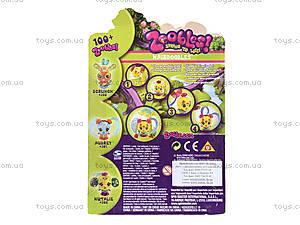 Игровой набор Zoobles Audrey «Парикмахерская», 13213-20043675(M06)-ZB, фото