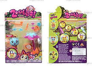Игровой набор Zoobles Audrey «Парикмахерская», 13213-20043675(M06)-ZB