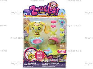 Игровой набор Zoobles Bandit «Парикмахерская», 13213-20044184(M05)-ZB, фото