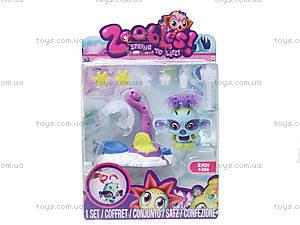 Игровой набор Zoobles «Парикмахерская» Rain, 13213-20044183(M05)-ZB, купить