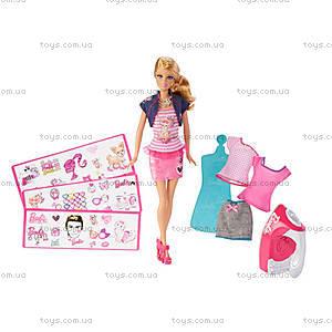 Набор Барби «Студия дизайна одежды», BDB32, купить