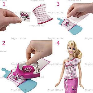 Набор Барби «Студия дизайна одежды», BDB32, фото