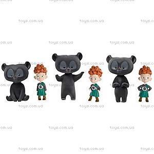 Набор Дисней «Тройняшки-медвежата» серии «Отважная», V1813, купить