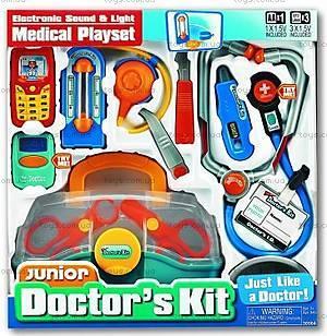 Игровой комплект «Набор доктора», K30564