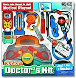 Игровой комплект «Набор доктора», K30564, купить