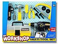 Игрушечный набор инструментов, K12761, игрушки