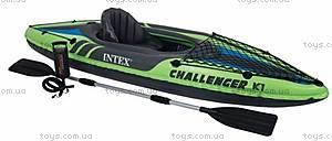 Надувная байдарка «Challenger K1», 68305