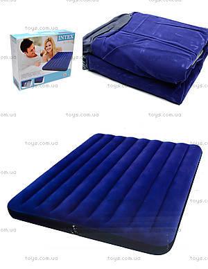 Надувная кровать Queen Classic Downy, 68759