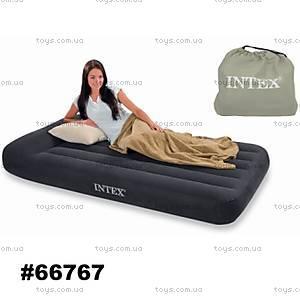 Надувная кровать, с сумкой, 66767, купить
