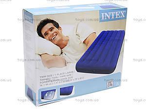 Надувная кровать Twin Classic Downy, 68757, отзывы