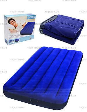Надувная кровать Twin Classic Downy, 68757