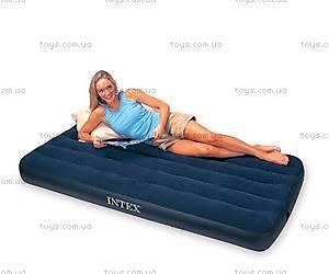 Надувная кровать Twin Classic Downy, 68757, фото