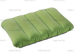 Надувная велюровая подушка, 68676, фото