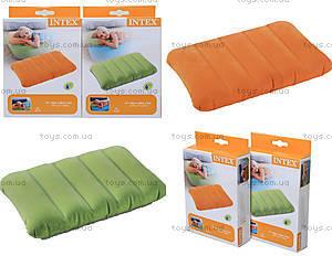 Надувная велюровая подушка, 68676