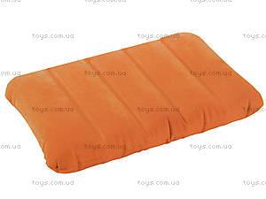 Надувная велюровая подушка, 68676, цена