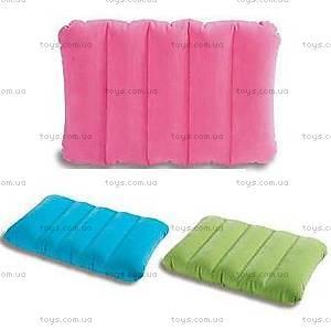 Надувная велюровая подушка, 68676, купить