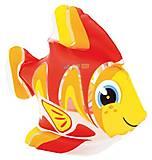 Надувная игрушка «Рыбка», 58590, игрушка
