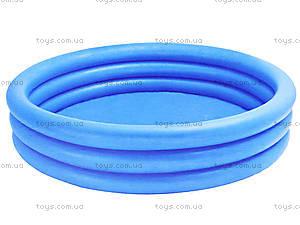 Надувной бассейн Crystal, 58426, игрушки