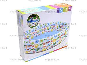 Надувной бассейн «Цветные брызги», 56440, отзывы