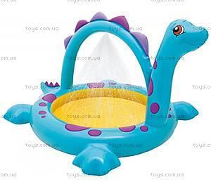 Надувной бассейн «Динозаврик», 437