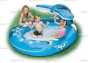 Надувной бассейн «Кит», 57435, купить