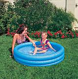 Надувной бассейн «Кристалл», 59416