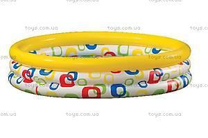 Надувной бассейн «Круги», 58439, купить